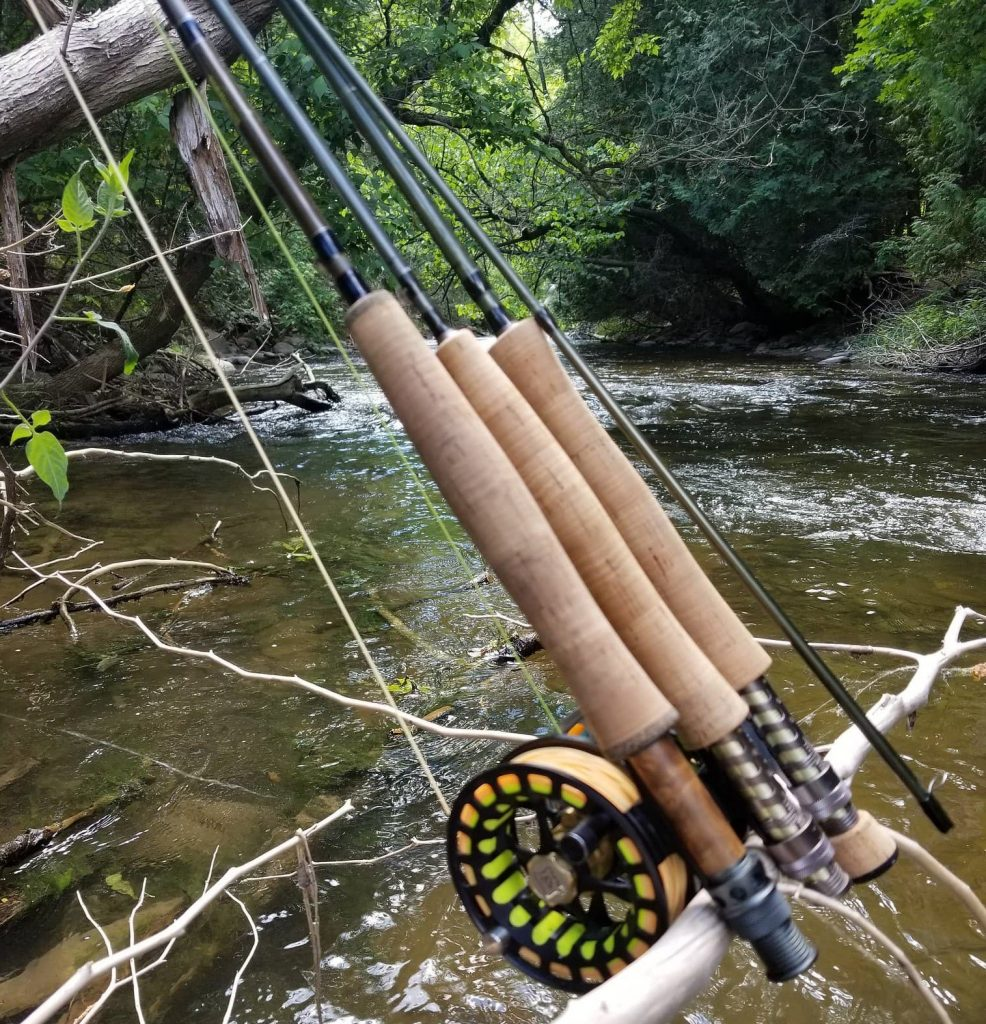 The best gear for Ontario river fishing.