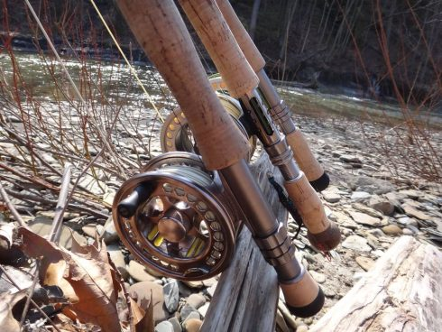Some essential river fishing products - Fly Rods