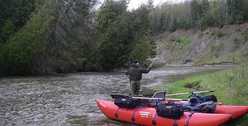 Fly Fishing In Ontario: Advice From Ontario's Top River Guide