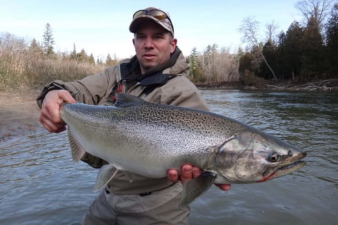 Ontario Salmon Fishing – Tips And Advice From An Expert