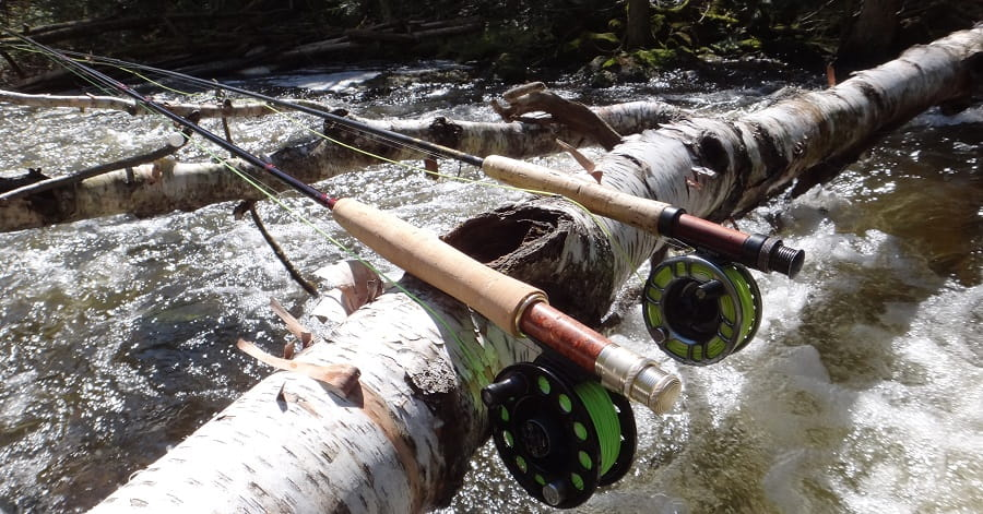 The fly rod is an essential part of fly fishing gear