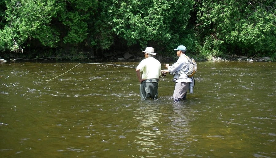 Grand River Fly Fishing Guides