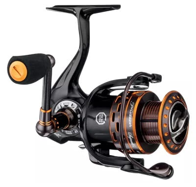 Pflueger Supreme XT Spinning Reel is one of the best reels for great lakes salmon