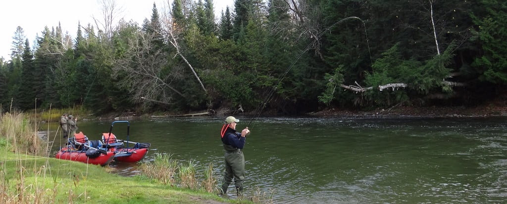 Best time to fish for steelhead