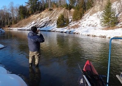 Winter Steelhead Fishing – Guide Tactics For Cold Water